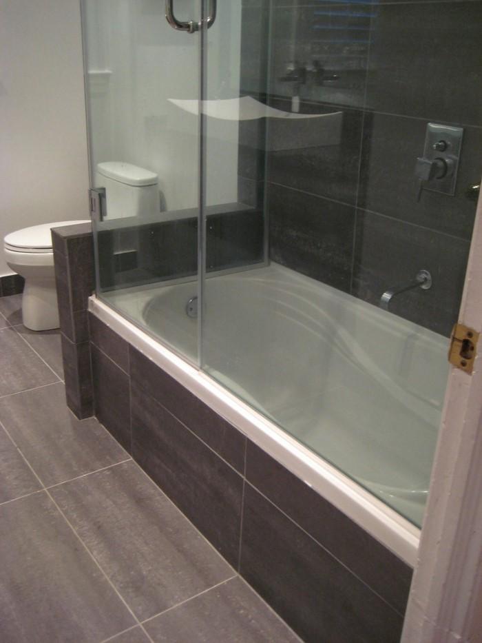 Wohnideen fr Badezimmer Moderne Duschkabinen