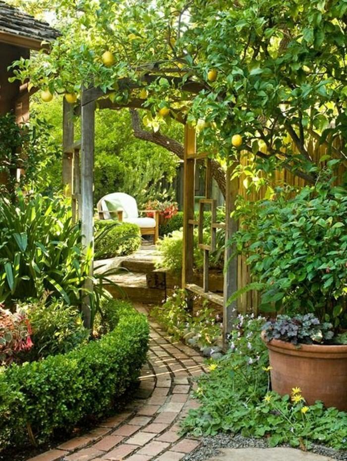 Moderne Gartengestaltung 110 Inspirierende Ideen in Bildern  Archzinenet