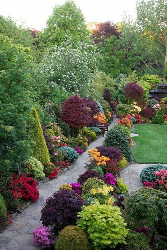 Elegant Gartengestaltung Ideensichtschutz Metall | Moregs, Modern Dekoo