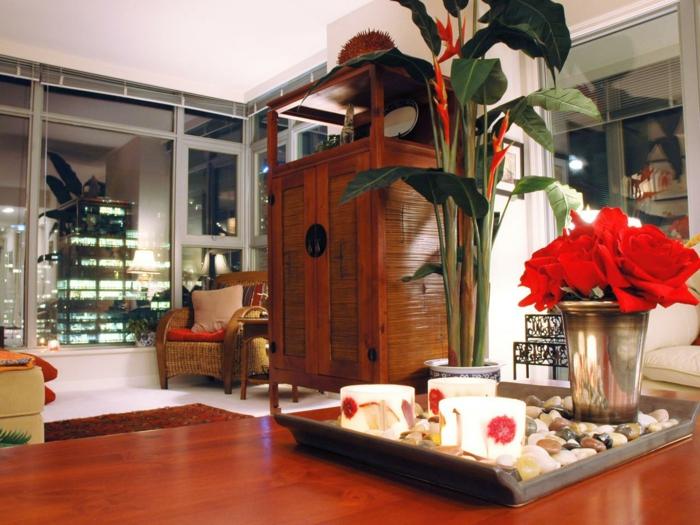 Asiatische Tischdeko  Erklrung in 40 exotischen Ideen