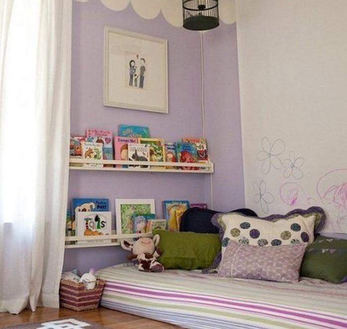 77 Wand Streichen Ideen frs Kinderzimmer