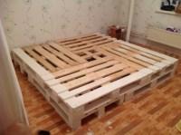 Bett selber bauen - Ideen und Bauanleitungen - Archzine.net