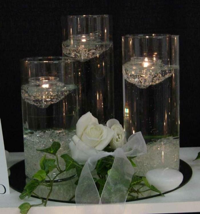 Tischdeko mit Kerzen  Klischee oder Klasik  Archzinenet