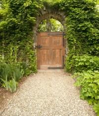 Gartentor selber bauen