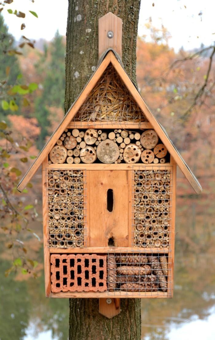 Insektenhotel selber bauen  69 Ideen und Bauanleitungen  Archzinenet