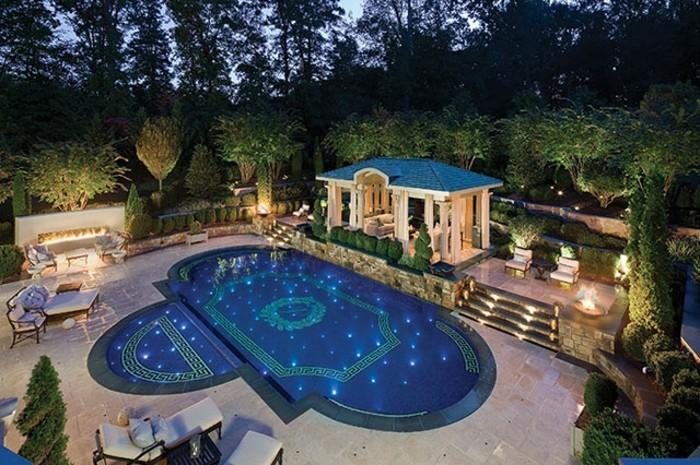 Luxus Pool Ganz Gute Idee Fur Einen Luxus