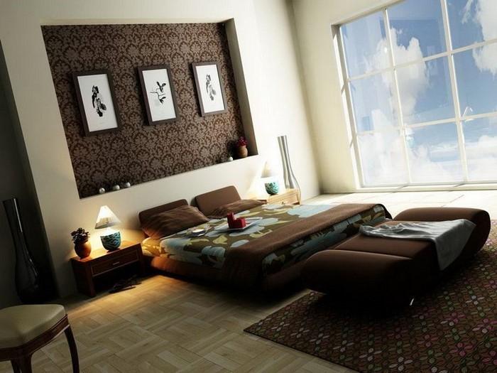 Wohnzimmer Farblich Gestalten Braun Wohnzimmer - Planbois Wohnzimmer Braun Gestalten