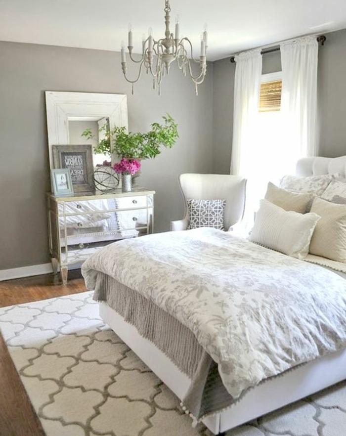 Schlafzimmer Einrichten Grau Ihr Traumhaus Ideen ...