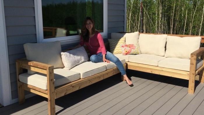 Sofa selber bauen  70 Ideen und Bauanleitungen  Archzinenet
