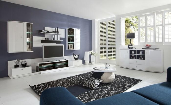 Wohnzimmer einrichten  44 Ideen und Tipps