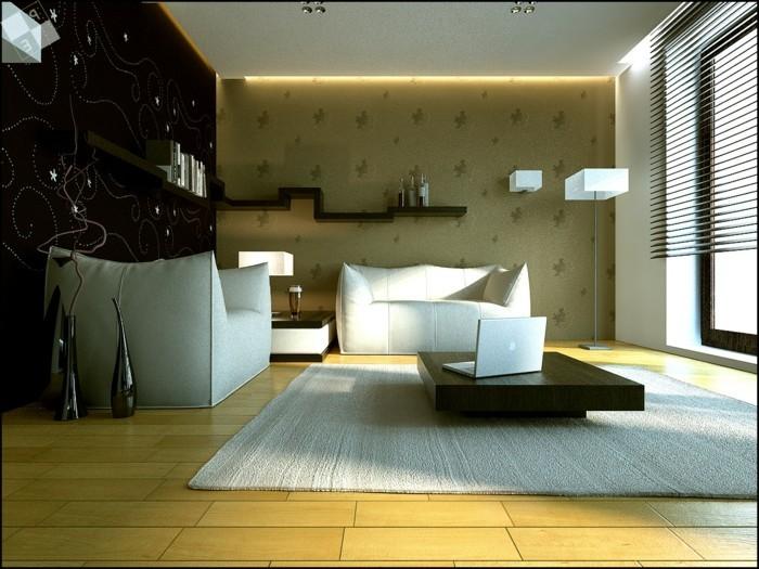 1001 Ideen fr Wohnzimmer einrichten  Tipps und Bildideen