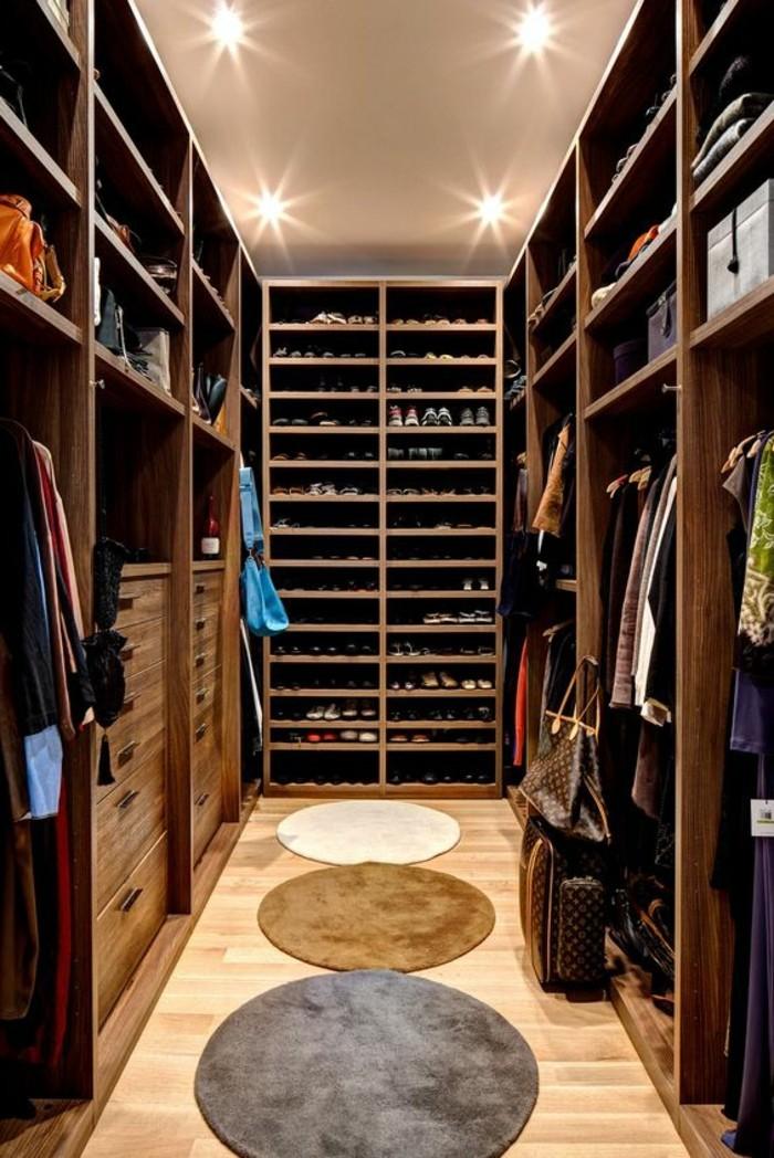 Ankleidezimmer einrichten  Tipps Tricks und Inspirationen