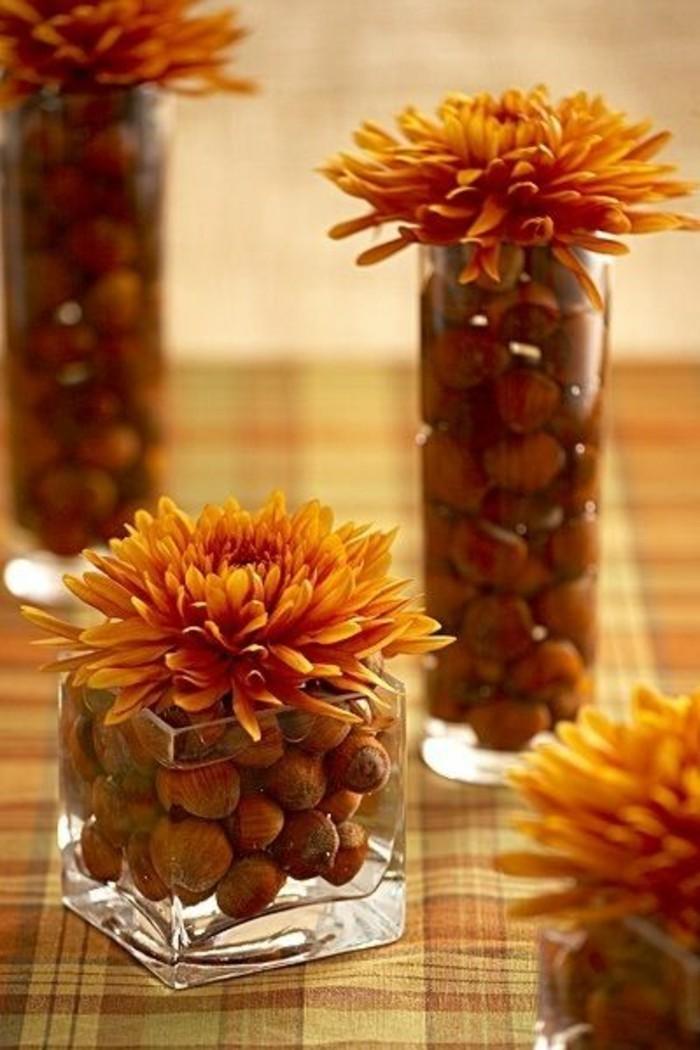 Basteln mit Kastanien  etwas Lustiges im Herbst unternehmen  Archzinenet