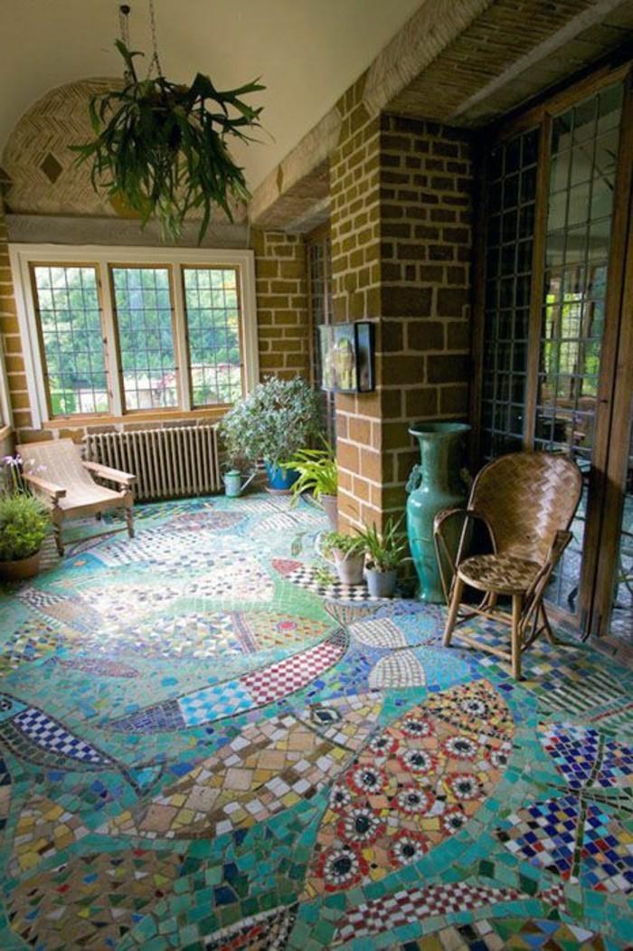 Mosaikfliesen verlegen  eine nicht so schwierige Aufgabe