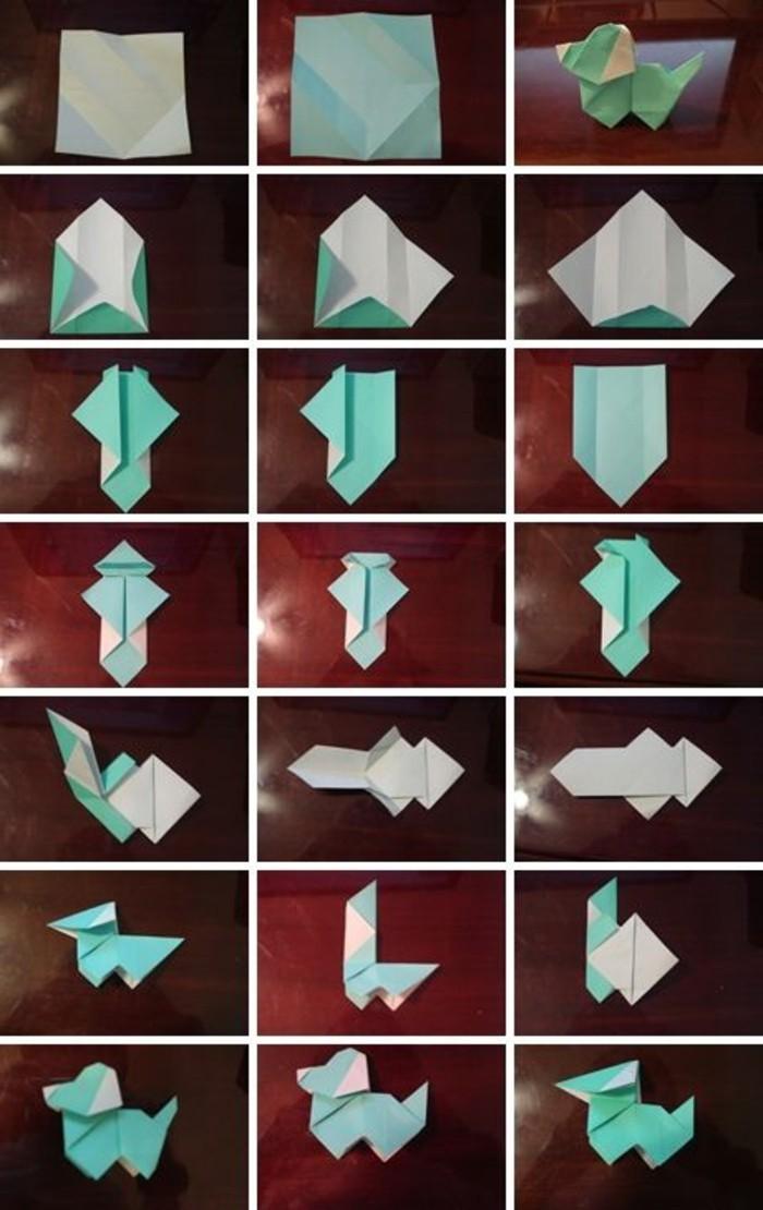 Mit OrigamiPapier basteln die beste Origami Faltanleitung  Archzinenet