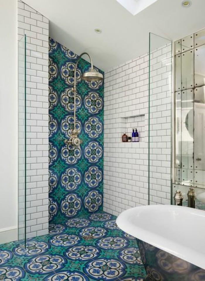 Marokkanische Fliesen Bad   Azulejos Azul - Spanische Fliesen