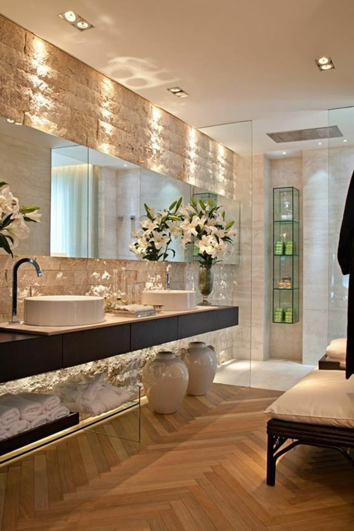 Badezimmer Ideen Spiegel