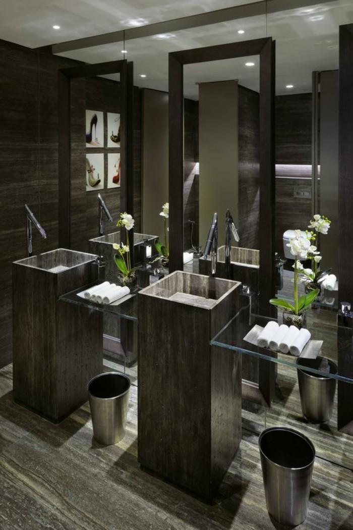 AuBergewohnlich Badezimmer Deko Ideen