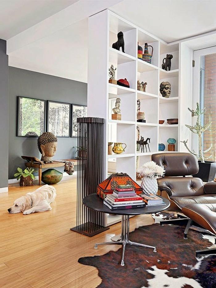 Schlafzimmer Ideen Kleine Raume Wanddekoration Mit Holz 32