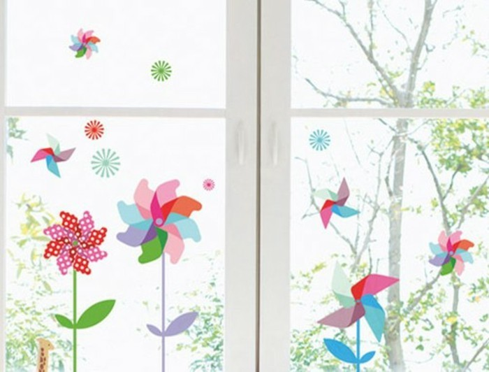 40 Ideen fr schne Kinderzimmer Fensterdeko  Archzinenet