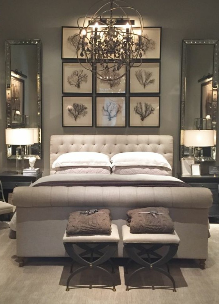 Schlafzimmer Dekoration
