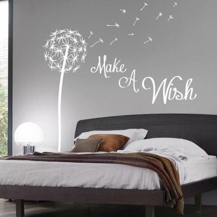 schlafzimmer dekorieren wand | möbelideen, Schlafzimmer entwurf