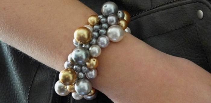 45 tolle Ideen wie Sie Perlenketten selber machen