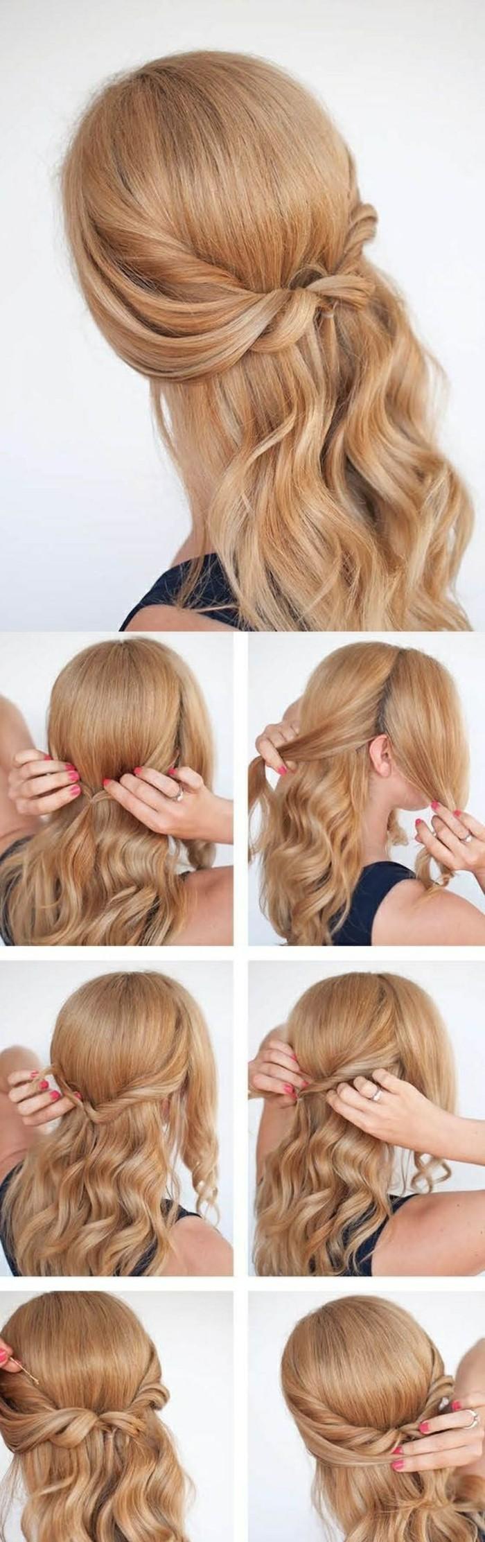 schone frisuren fur schulterlange haare