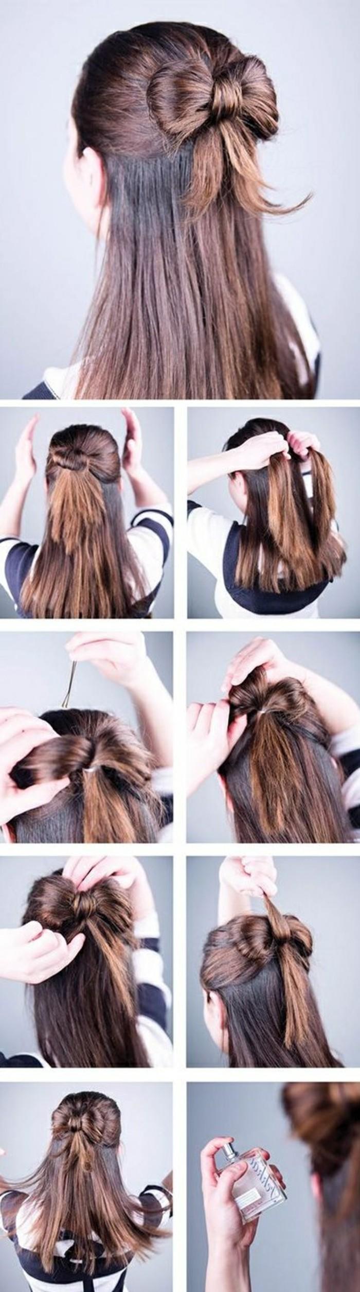 Schne Haarfrisuren fr jeden Anlass