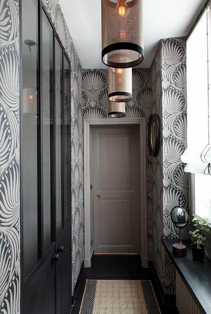 Tapeten Ideen fr eine ausgefallene Wandgestaltung