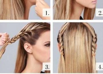 Brautfrisuren Selber Machen Lange Haare Leichte Frisuren