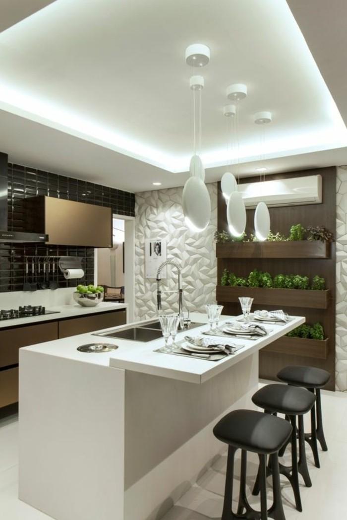 Deko Wandpaneel Küche | Küchenrollenhalter Wand ...