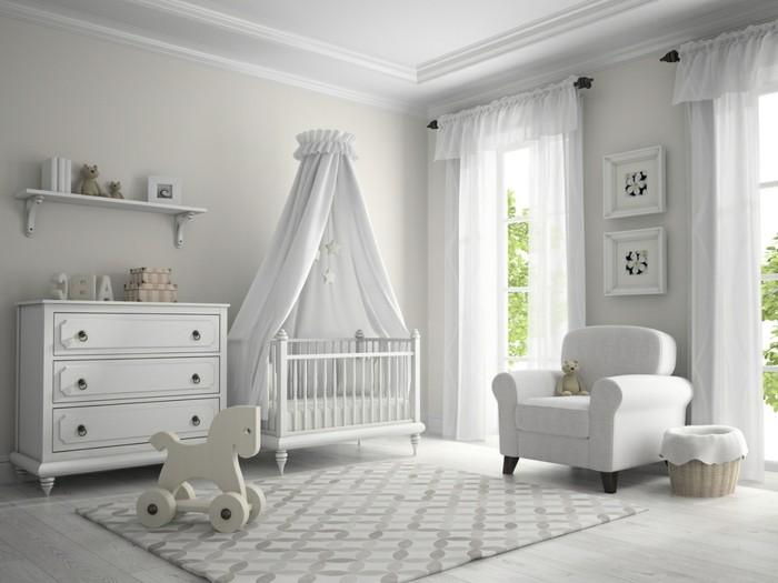 Frische Babyzimmer Ideen Für Gesunde Und Glückliche Babys