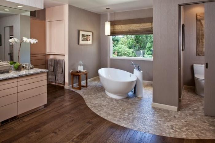1001 Ideen fr Badezimmer ohne Fliesen  ganz kreativ