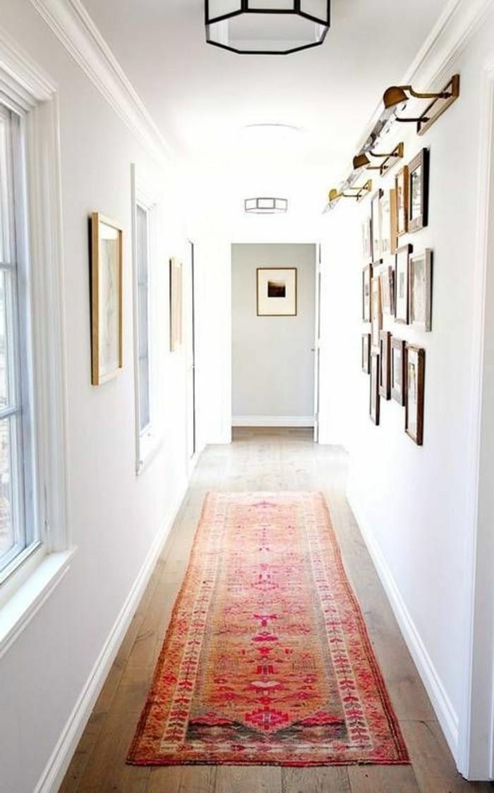 Ideen fr flur einrichtung fabulous kleine wohnung mit schn gestaltetem flur modernen flur - Ideen schmaler flur ...