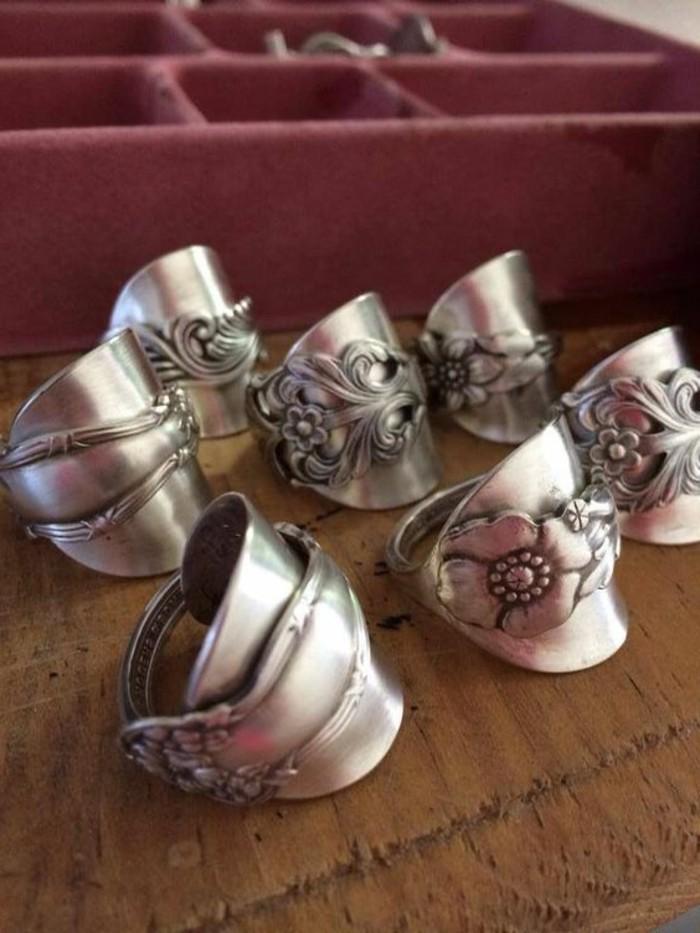1001 Ideen fr Schmuck aus Silberbesteck selber machen