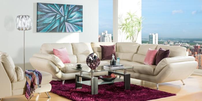 Tipps wie man seine Wohnung fr den Frhling dekorieren kann