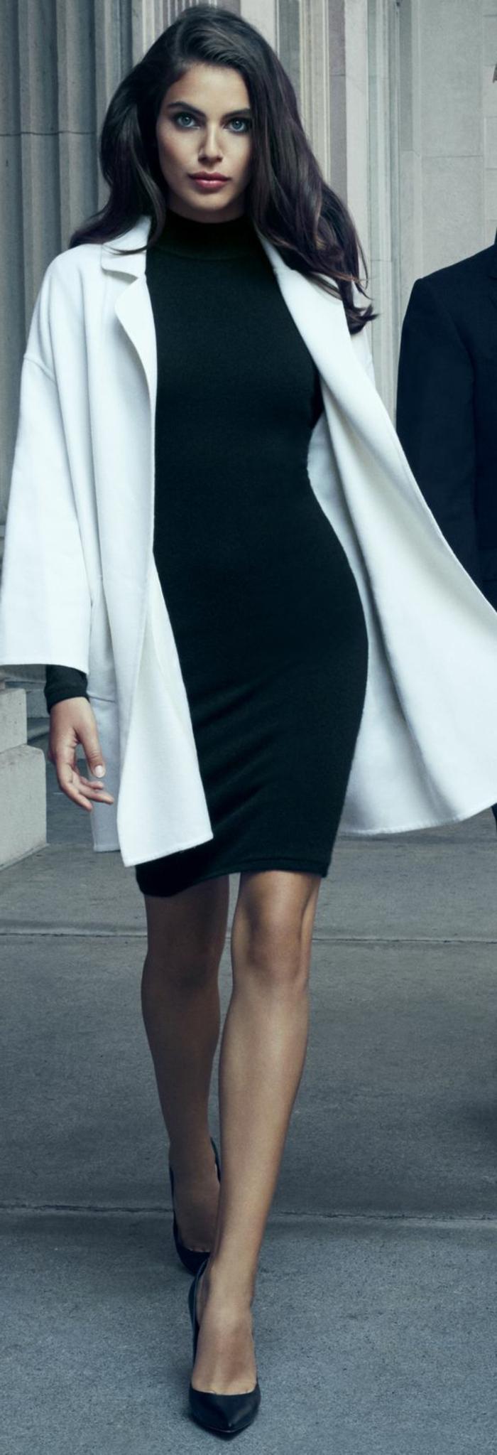 Dresscode Sportlich Elegant Damen sportlich elegant festliche mode damen sweatshirt black
