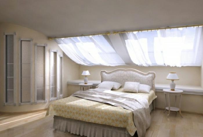 1001 Ideen fr Dachfenster Gardinen und Vorhnge