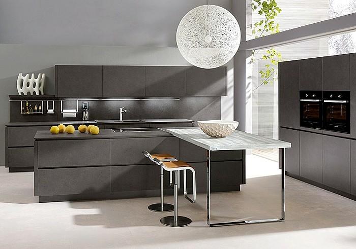 Küche Industrial Style Kaufen | Teppich - Grau-schwarz ...