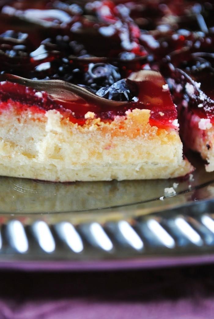 1001 Ideen fr rote Grtze Kuchen mit Frchten