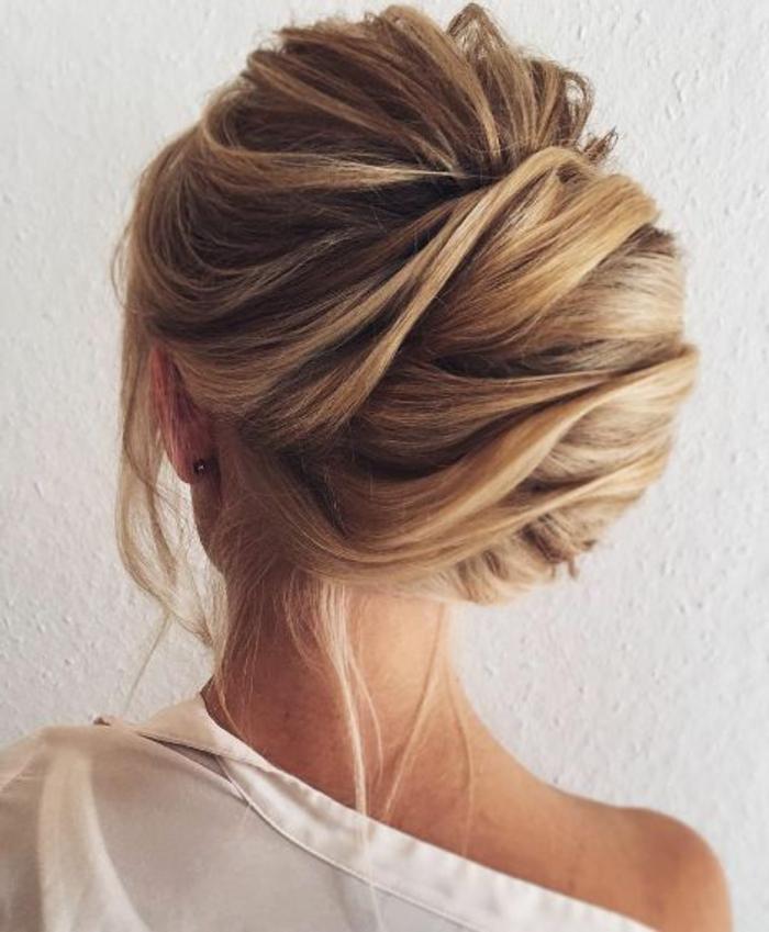 1001 Ideen und Inspirationen fr fantastische Dutt Frisuren