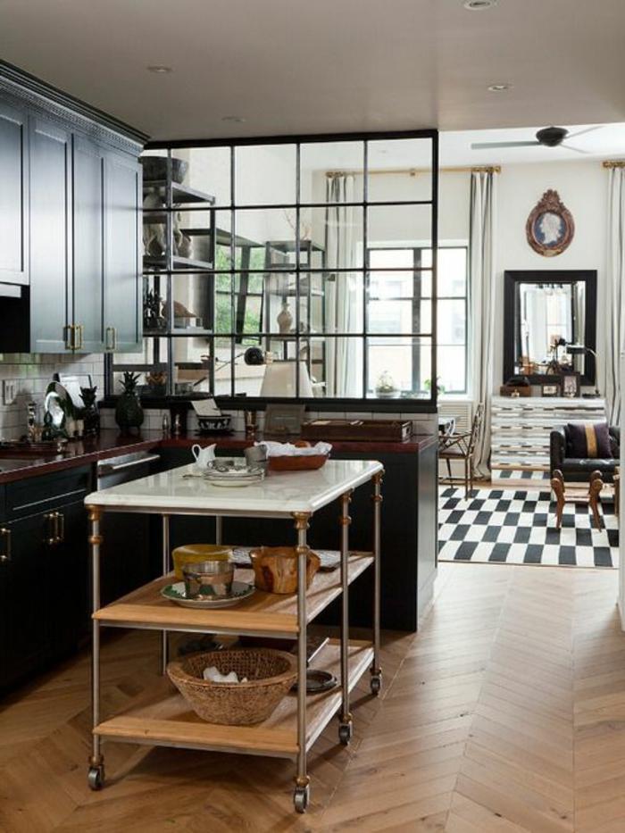 cuisine americaine design