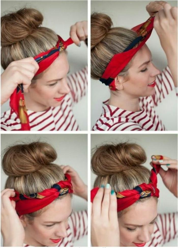 ▷ 1001 Inspirierende Ideen Für Coole Bandana Frisuren