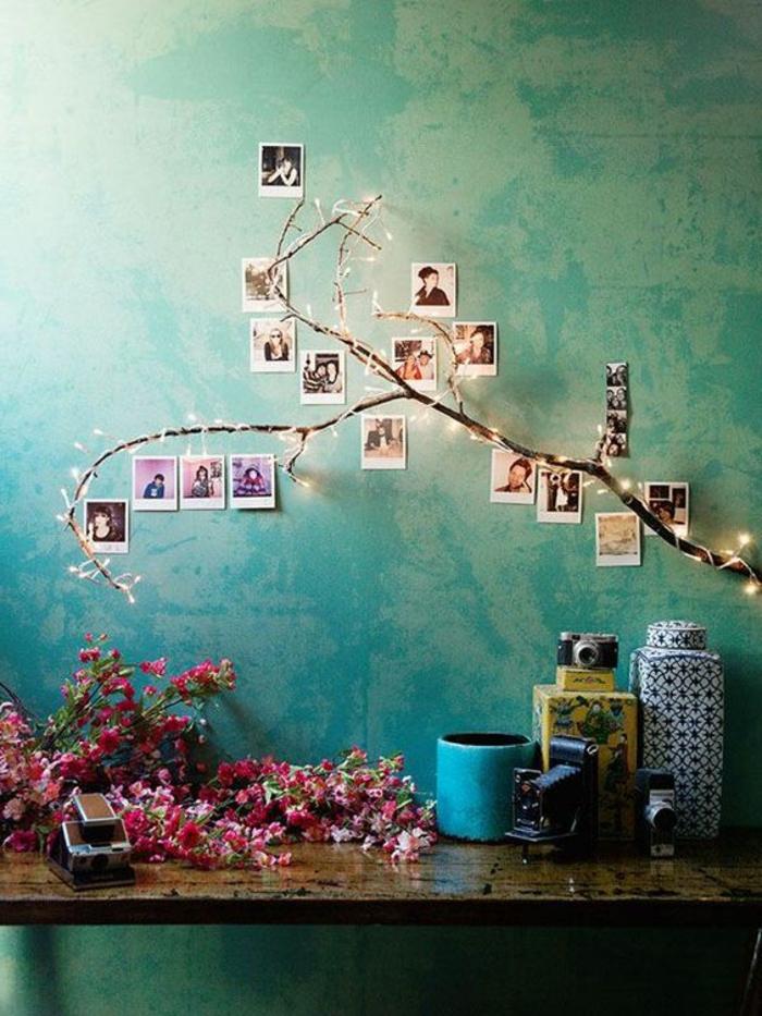 1001 Ideen fr Fotowand  interessante Wandgestaltung
