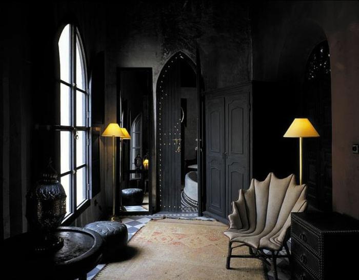 50 schaurig schne GothicMbel  Archzinenet