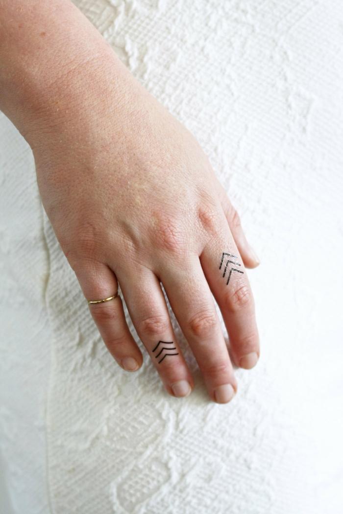 Tattoo Vorlagen Klein Finger