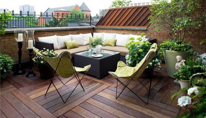 1001 Ideen fr Terrassengestaltung modern luxuris und gemtlich