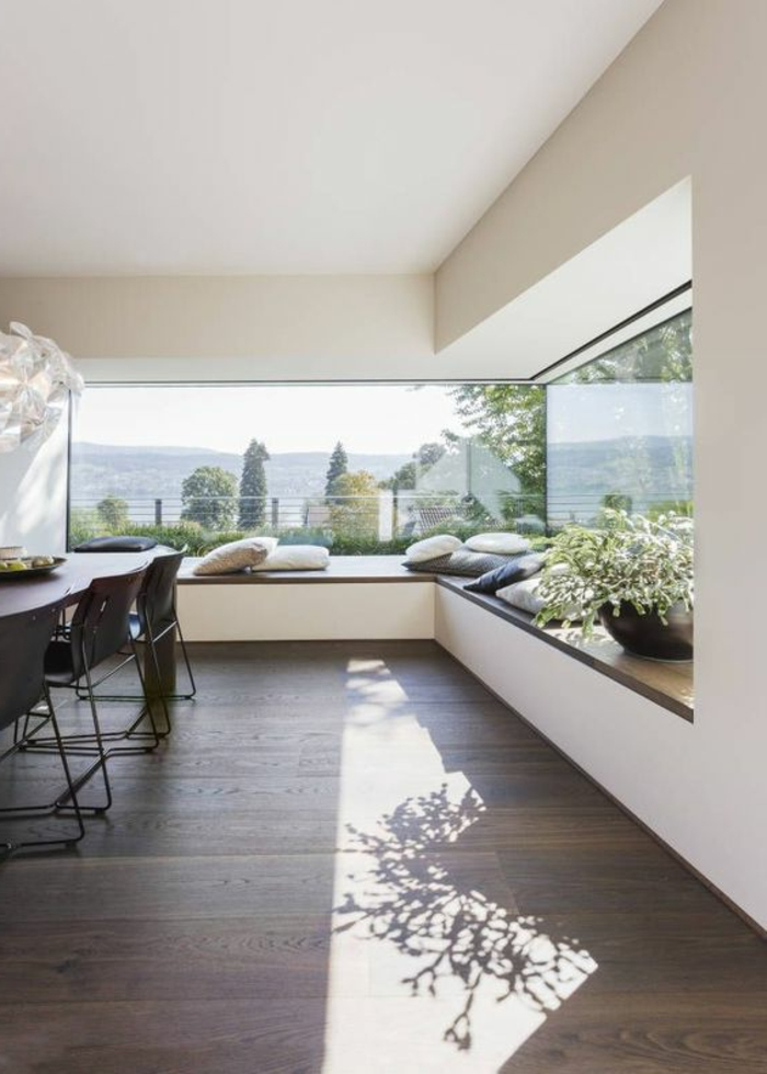 1001 tolle Ideen fr Fensterbank aus Holz in Ihrem Zuhause