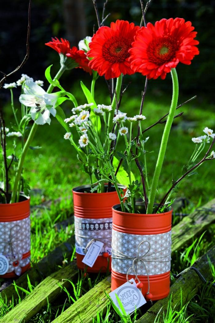 1001 Ideen fr Blumentpfe dekorieren mit Stil und Lust